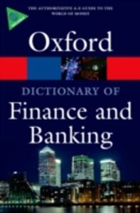 Ebook in inglese Dictionary of Finance and Banking Market House Books, Market House Books