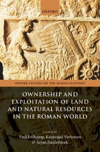 Ebook in inglese Ownership and Exploitation of Land and Natural Resources in the Roman World -, -