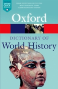 Ebook in inglese Dictionary of World History -, -