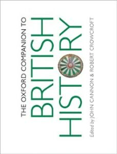 Ebook in inglese Oxford Companion to British History