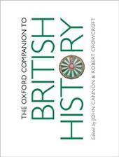 Oxford Companion to British History