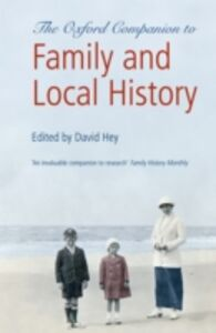 Ebook in inglese Oxford Companion to Family and Local History -, -