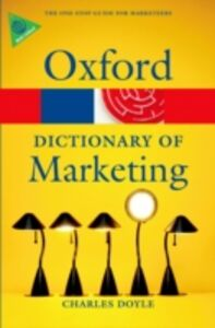 Ebook in inglese Dictionary of Marketing Doyle, Charles