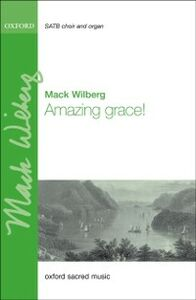 Foto Cover di Amazing grace!: Vocal score, Ebook inglese di Mack ZMU10520, edito da OUP Oxford