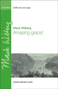 Ebook in inglese Amazing grace!: Vocal score ZMU10520, Mack