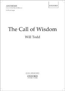 Ebook in inglese Call of Wisdom: SATB vocal score ZMU10520, Will