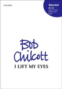 Ebook in inglese I lift my eyes: Vocal score -, -