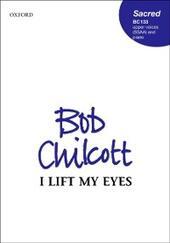 I lift my eyes: Vocal score