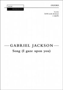 Foto Cover di Song (I gaze upon you): Vocal score, Ebook inglese di Gabriel ZMU10530, edito da OUP Oxford
