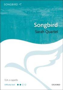 Ebook in inglese Songbird: Vocal score ZMU10530, Sarah