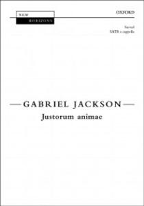 Ebook in inglese Justorum animae: Vocal score ZMU10520, Gabriel