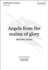 Angels, from the realms of glory: Vocal score