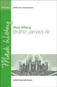 Ebook in inglese Brother James's Air: Vocal score ZMU10520, Mack