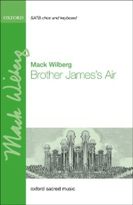 Ebook in inglese Brother James's Air: Vocal score ZMU10520, Mack