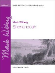 Foto Cover di Shenandoah: Vocal score, Ebook inglese di Mack ZMU10530, edito da OUP Oxford
