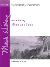 Shenandoah: Vocal score