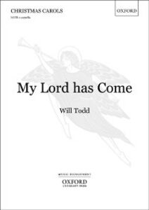 Ebook in inglese My Lord has Come: Vocal score -, -