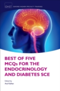 Ebook in inglese Best of Five MCQs for the Endocrinology and Diabetes SCE -, -