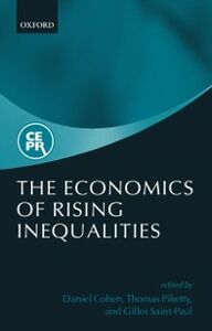 Ebook in inglese Economics of Rising Inequalities -, -