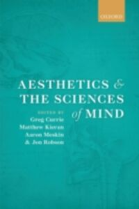 Ebook in inglese Aesthetics and the Sciences of Mind