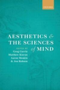 Foto Cover di Aesthetics and the Sciences of Mind, Ebook inglese di  edito da OUP Oxford