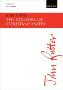 Ebook in inglese Colours of Christmas: SATB vocal score ZMU10510, John
