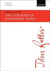 Colours of Christmas: SATB vocal score