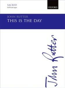 Ebook in inglese This is the day: Vocal score ZMU10520, John