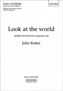 Ebook in inglese Look at the world: Vocal score ZMU10520, John