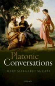 Ebook in inglese Platonic Conversations McCabe, Mary Margaret