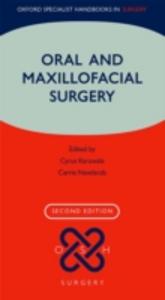 Ebook in inglese Oral and Maxillofacial Surgery -, -