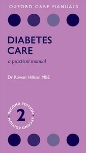Ebook in inglese Diabetes Care: A Practical Manual Hillson, Rowan