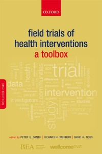 Ebook in inglese Field Trials of Health Interventions: A Toolbox -, -