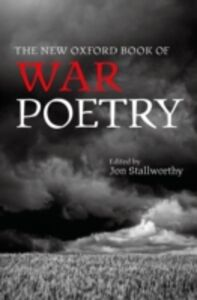 Ebook in inglese New Oxford Book of War Poetry