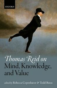 Foto Cover di Thomas Reid on Mind, Knowledge, and Value, Ebook inglese di  edito da OUP Oxford