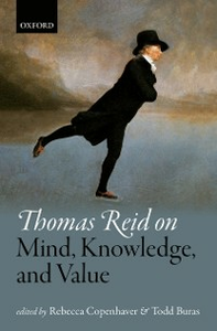 Ebook in inglese Thomas Reid on Mind, Knowledge, and Value -, -