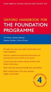Ebook in inglese Oxford Handbook for the Foundation Programme Dawson, James , Eccle, ccles , Raine, Tim , Sanders, Stephan
