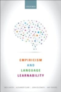 Ebook in inglese Empiricism and Language Learnability Chater, Nick , Clark, Alexander , Goldsmith, John A. , Perfor, erfors