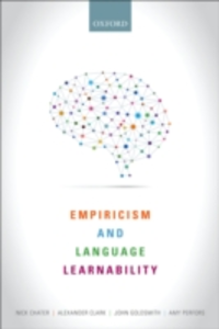 Ebook in inglese Empiricism and Language Learnability Chater, Nick , Clark, Alexander , Goldsmith, John A.