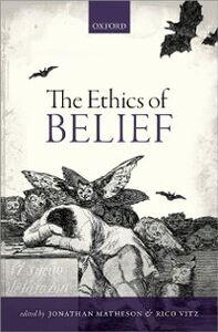 Ebook in inglese Ethics of Belief -, -