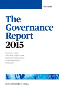 Ebook in inglese Governance Report 2015 The Hertie School of Governance, The Hertie School of Governance