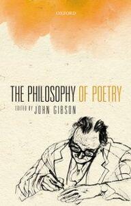 Foto Cover di Philosophy of Poetry, Ebook inglese di  edito da OUP Oxford