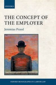 Ebook in inglese Concept of the Employer Prassl, Jeremias