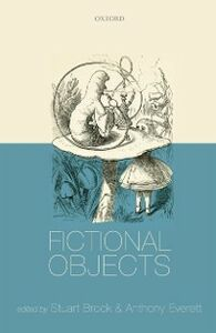Ebook in inglese Fictional Objects -, -