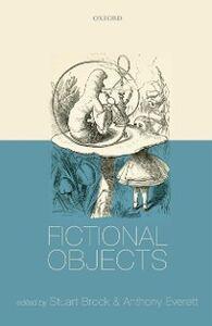 Foto Cover di Fictional Objects, Ebook inglese di  edito da OUP Oxford