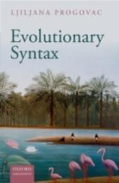Evolutionary Syntax