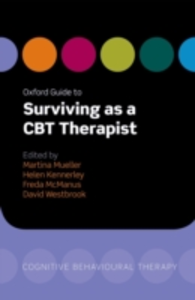 Ebook in inglese Oxford Guide to Surviving as a CBT Therapist -, -