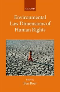 Ebook in inglese Environmental Law Dimensions of Human Rights -, -