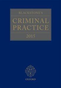 Ebook in inglese Blackstone's Criminal Practice 2015 Ormerod QC (Hon), Professor David