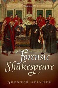 Ebook in inglese Forensic Shakespeare Skinner, Quentin